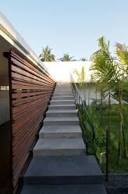 Outer Staircase Design Khadakvasla House Spasm Design Architects Exterior Stairs