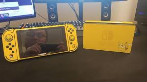 Toaster Nintendo This Game Boy Color Pikachu Nintendo Switch Melted Our Hearts