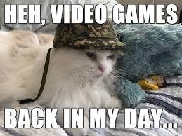Soldier Meme - soldier cat meme on imgur
