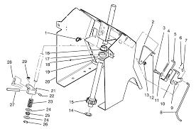 toro parts u2013 244 5 yard tractor