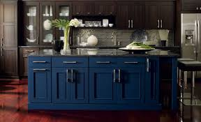 White And Blue Kitchen Cabinets by 4 Popular Cabinet Colors Kitchen Design Blog