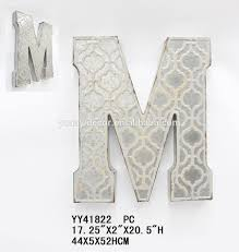 letters for home decor embossed metal letters for home metal wall arts buy 3d wall art