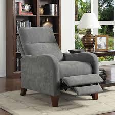 ethan grey recliner small house plans pinterest recliner