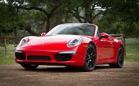 porsche s cabriolet 2012 porsche 911 s cabriolet test motor trend