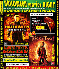 halloween special movie double feature rob zombie u0027s halloween