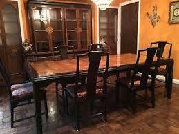 Century Dining Room Tables Vintage Century Dining Room Set Buffet Chin Hua By Raymond