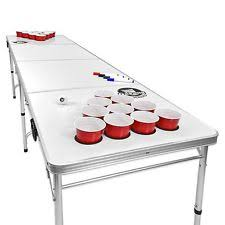 Hockey Beer Pong Table Gopong 8 Foot Beer Pong Table With Customizable Dry Erase Surface
