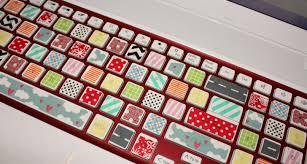 How To Organize Desk by How To Organize Cords Customize Your Keyboard U0026 Make Your Desk