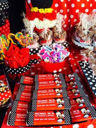 Circus Candy Buffet Ideas by Mickey Mouse Birthday Party Theme Candy Buffet Ideas Parties I