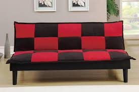 loveseat twin sleeper sofa loveseat twin sleeper sofa black red radionigerialagos com