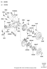 ford focus suspension diagram svt rear disk brake caliper brackets page 3 ford focus forum