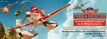 disney planes fire rescue bilingual twitter party growing