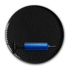 Seating Disc Balance Cushion Amazon Com Suesport Air Inflated Stability Wobble Cushion