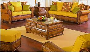 Rattan Living Room Furniture Wicker Bedroom Furniture Sets Henredon Bedroom Furniture