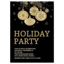 holiday party invite template xmas christmas