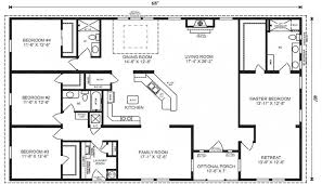 3 bedroom ranch house floor plans awesome 3 bedroom plans houses contemporary best inspiration
