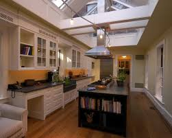 modern free standing kitchen units kitchen room furniture comely small pendant lamps above rectangle