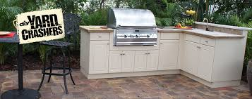 Outdoor Kitchen Cabinets Built To Last A Lifetime - Outdoor kitchen cabinets polymer