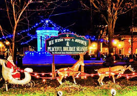 christmas lights in michigan 8 more of the best holiday light displays in michigan 2016