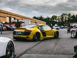 audi r8 modified the worlds first liberty walk audi r8 unveiled quattroworld