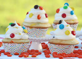 m u0026m cupcakes recipe teaspoon of goodness