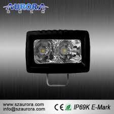 2 inch led spot light 2 single row 5w cree white spot code 4 led supply