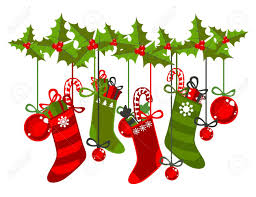christmas socks royalty free cliparts vectors and stock