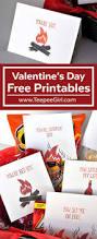 valentine u0027s day gift printables teepee