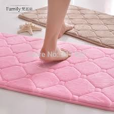Pink Bathroom Rugs And Mats Stylish Pink Bathroom Rugs With Light Pink Bathroom Rugs Light