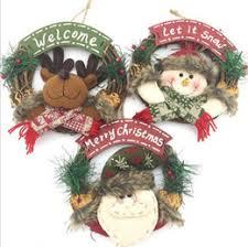 christmas door garlands online christmas door garlands for sale