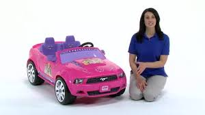 pink power wheels mustang power wheels disney princess ford mustang 12 volt ride on toys r us