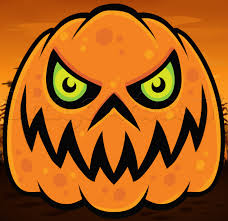 how to draw a scary pumpkin step by step halloween seasonal