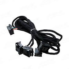 universal standard car audio and video wire harnesses ebay