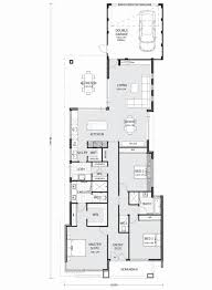 narrow home floor plans home design floor plans awesome best 25 narrow house plans ideas on