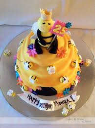 buzzy buzzy bee u2013 cakes and more by nora