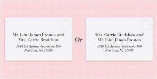 wedding invitations addressing addressing wedding invitations etiquette gangcraft proper address