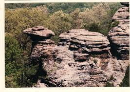 Garden Of Rocks by Garden Of The Gods And Rim Rock Recreational Area Jewels In The