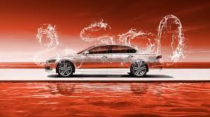 orange cars 2017 volkswagen phideon super crystal water car 2017 ino vision