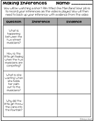 best 25 inference ideas on pinterest inference activities