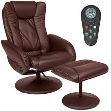 Recliner Ottoman Bestchoiceproducts Rakuten Best Choice Products Pu Leather