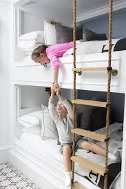 Bunk Bed Ladder This Look Rope Ladder Bunk Bed Family Living 2014 Lonny