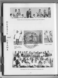 booker t washington high school yearbook debate and drama clubs image from booker t washington high