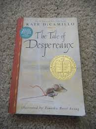 tale despereaux princess thread qualitative methods