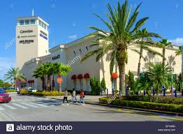 Orlando Premium Outlets Map by Orlando International Premium Outlets Stock Photos U0026 Orlando