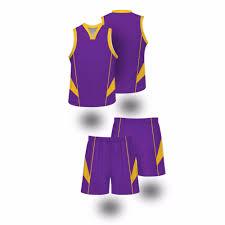 online shop top quality basketball uniform design purple color