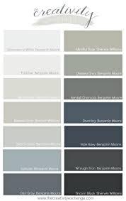 benjamin moor colors my