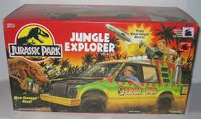 jurassic park jungle explorer super toy archive collectible store kenner jurassic park toys for sale