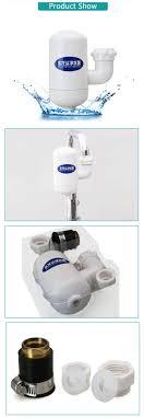 kitchen faucet water purifier ceramic cartidge tap water filter purifier kitchen faucet