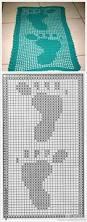 166 best crochet filet images on pinterest cross stitch