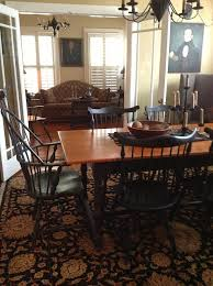 Best PrimitiveColonial Dining Rooms Images On Pinterest - Primitive kitchen tables